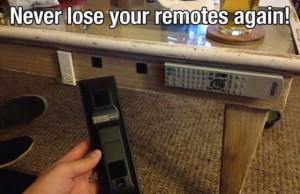 velcro-remotes
