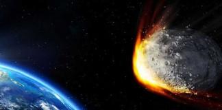 برخورد سیارک با کره زمین