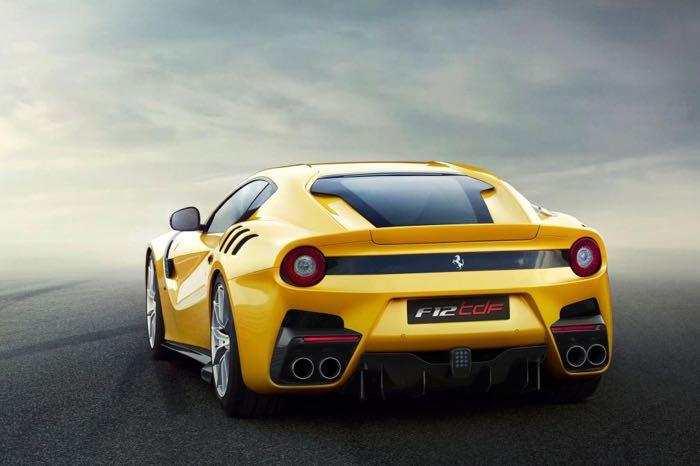 فراری F12 TDF ؛ سریع و خشنی جدیدتر!