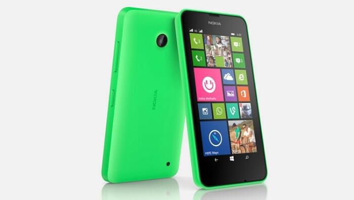 لومیا 550,گوشی ارزان قیمت مایکروسافت با ویندوز 10