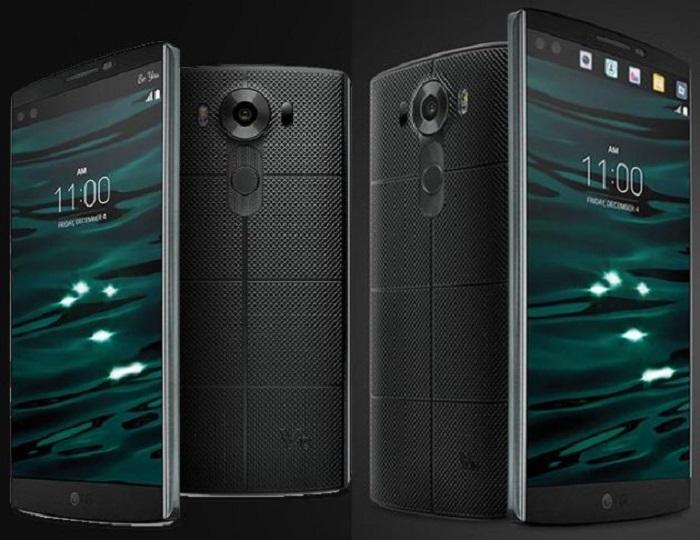 عرضه گوشی جدید ال جی با نام V10 با ویژگی هایی خاص