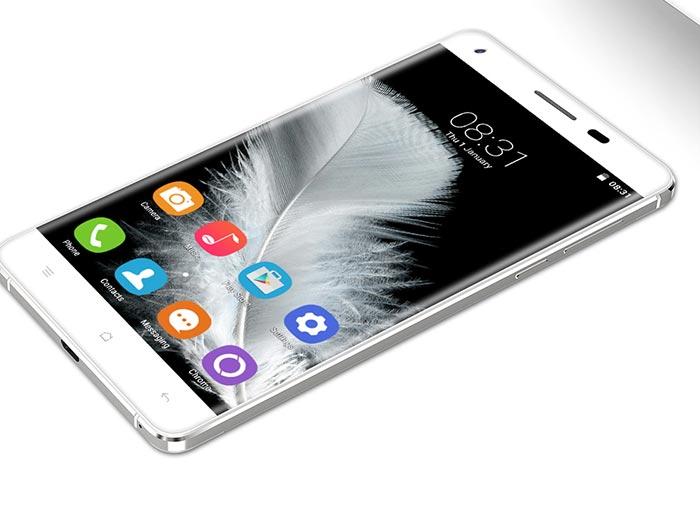 ظرفیت باتری 6000 میلی آمپری! عرضه گوشی K6000 توسط شرکت Oukitel