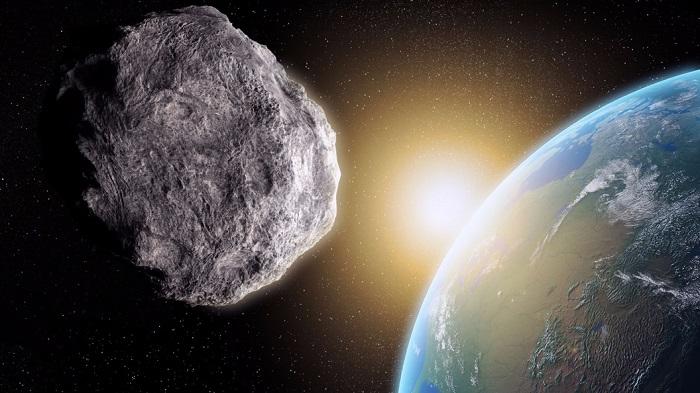 عبور غافلگیر کننده یک سیارک از کنار کره زمین تا 2 هفته دیگر