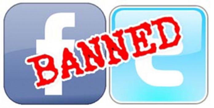 facebook-twitter-banned