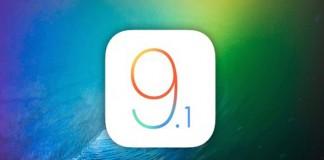 آپدیت 9.1 برای iOS عرضه شد