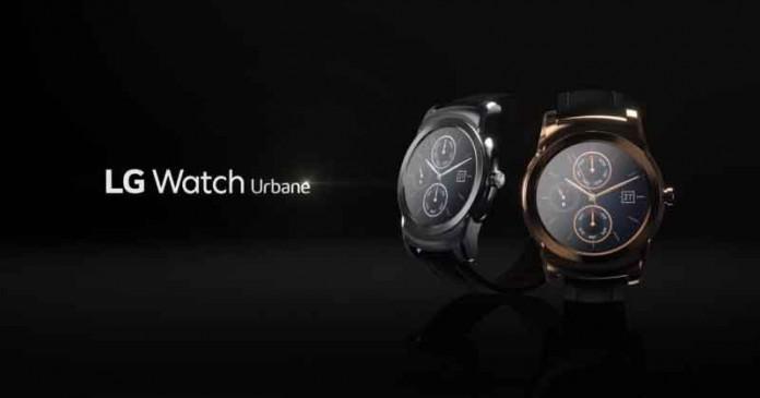 نسخه ی جدید ساعت ال جی معرفی شد