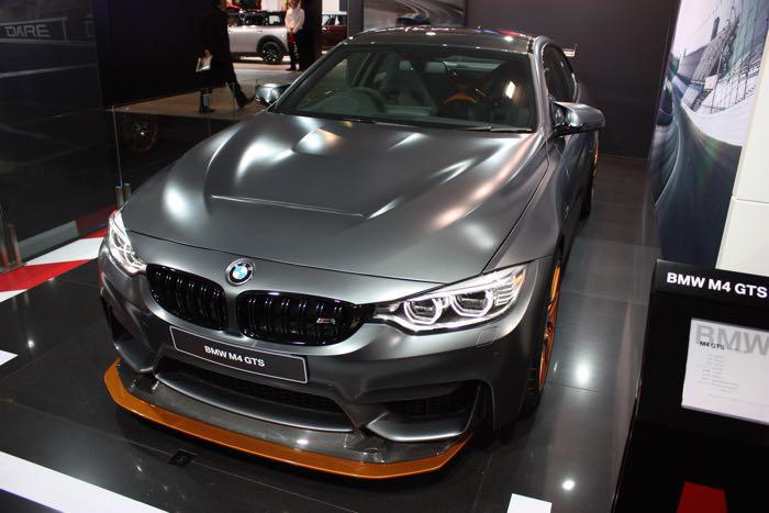 بی ام دبلیو M4 GTS جدید، در نمایشگاه توکیو به نمایش در آمد