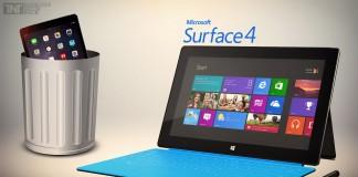 مایکروسافت سرفیس پرو 4 معرفی شد ؛ غول چهارم از راه رسید!