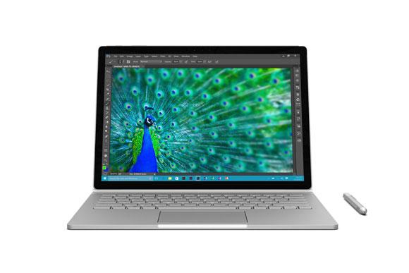 با لپتاپ مایکروسافت سرفیس بوک آشنا شوید