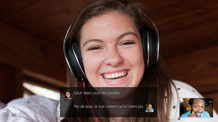 skype translator system