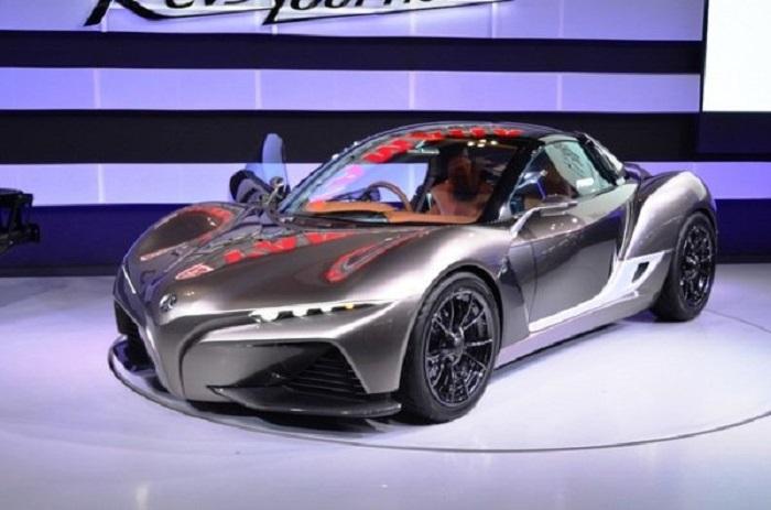 خودروی جدید یاماها حس راندن موتورسیکلت را تداعی خواهد کرد