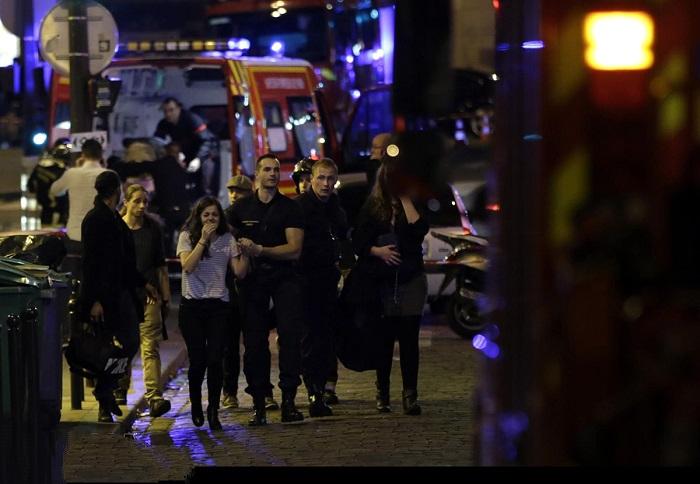 حملات فرانسه
