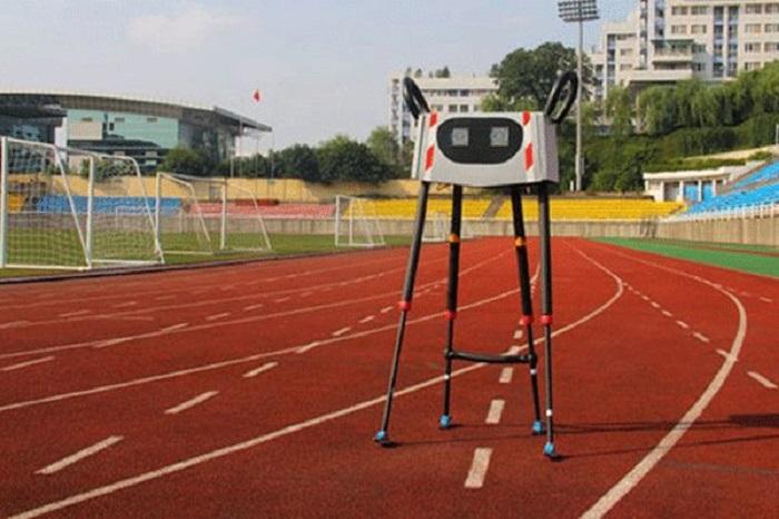 ربات چهارپا رکورد دار (1)