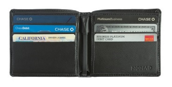 Nomad New Wallet That contains a 2400 ma battery (6)