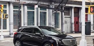 خودرو کراس اوور کادیلاک XT5 رسما معرفی شد