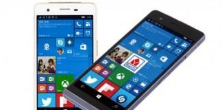 باریک ترین گوشی هوشمد ویندوزی معرفی شد
