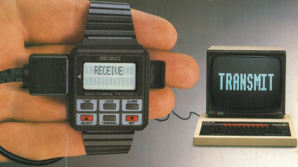 old smart watch