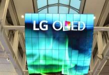 بزرگترین صفحه نمایش OLED جهان رونمایی شد