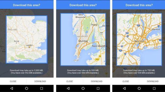 using google maps offline (2)
