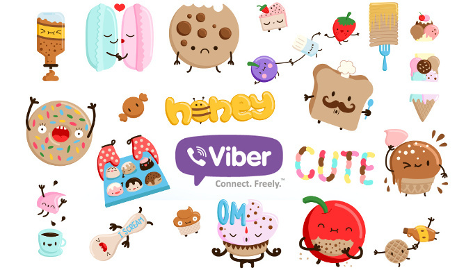 viber stickers