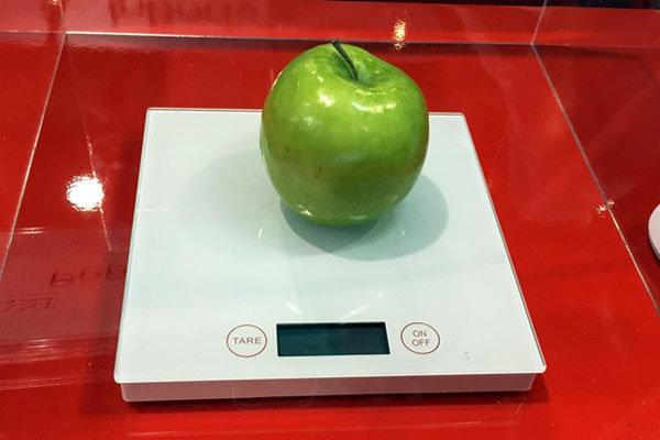 ترازوی اندازه گیری ارزش غذایی