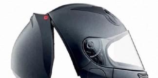 کلاه جدید برای موتور سیکلت سواران (2)