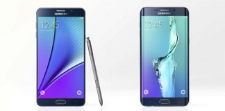 Galaxy Note5 و Galaxy S6 edge plus