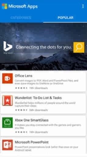 Microsoft Apps (1)