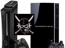 هکرها سونی و مایکروسافت را به ایجاد اختلال در کنسول های بازیشان تهدید کردند