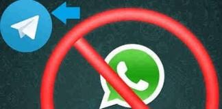 جنگ دو پیام رسان / فیلتر کردن واتساپ کاربران را به سوی تلگرام سرازیر کرد