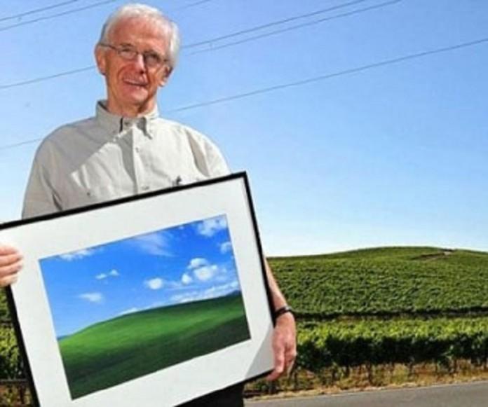 تصویر قدیمی و آشنای ویندوز XP متعلق به کجاست؟