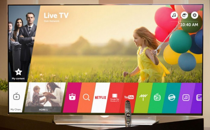 الجی در نمایشگاه CES 2016 از نسخه جدید پلتفرم تلویزیون هوشمند WebOS رونمایی خواهد کرد