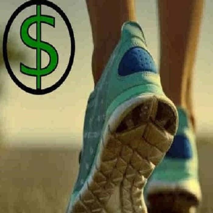 بیهوده پیاده روی نکنید! راه بروید و پول بگیرید