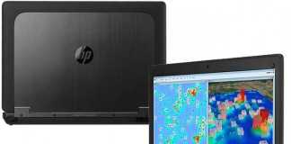 مشخصات فنی لپ تاپ HP ZBook 15 G2