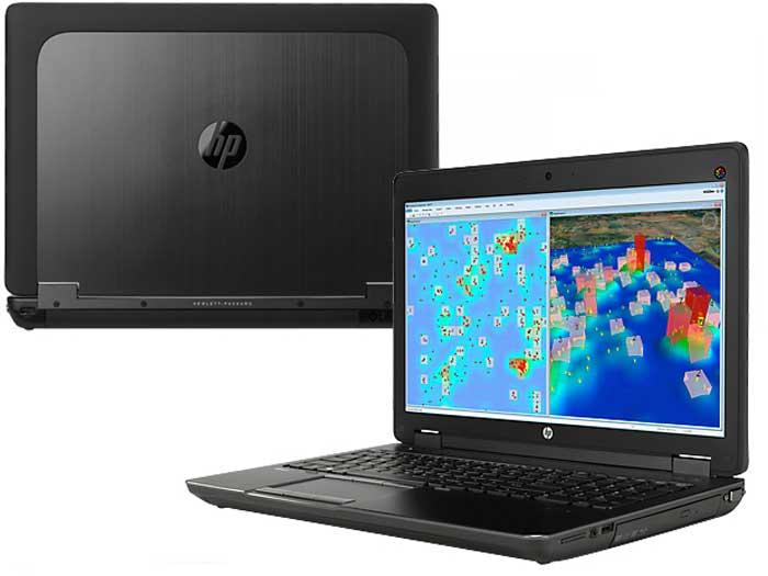 مشخصات لپ تاپ   HP ZBook 15 G2