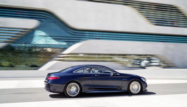 تصاویری از خودرو شاهکار مرسدس بنز S65 AMG کوپه