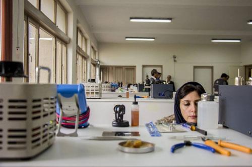 گزارشی از مرحله نهایی المپیاد تکنسینهای ایران
