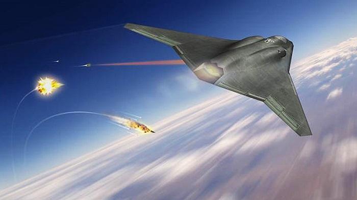 نسل ششم جتهای جنگنده در راه است