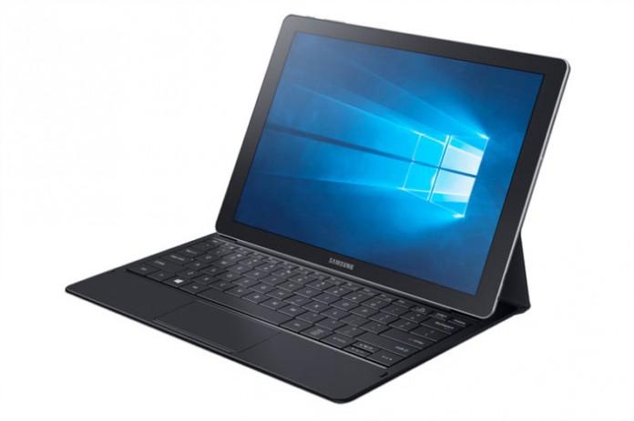 سامسونگ از Galaxy TabPro S ویندوزی را رونمایی کرد