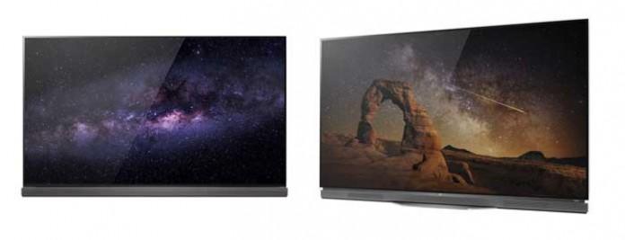 رونمایی الجی از تلویزیونهای OLED خود با قابلیت پخش فایلهای 4K در نمایشگاه CES 2016