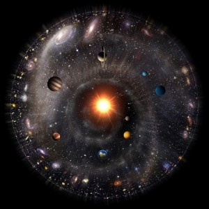This Is the Entire Universe Squeezed into One Image (2)
