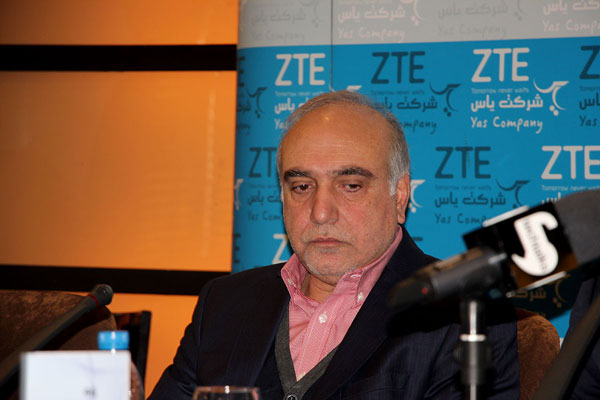 آغاز همکاری ZTE با شرکت یاس در ایران
