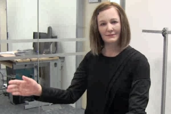 a robot which is closely resemble human