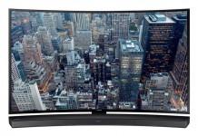 صدایی فراگیر و بینظیر برای تلویزیونهای Curved با ساند بار های نسل جدید