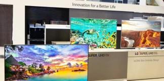 شرکت ال جی با تلویزیون های نسل جدید خود در CES 2106 حضور خواهد داشت