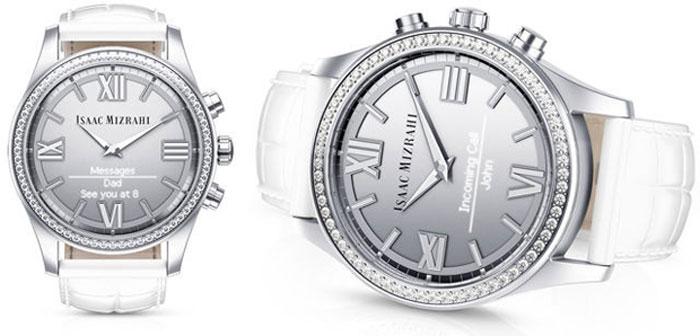 ساعت هوشمند بسیار زیبا اچ پی معرفی شد