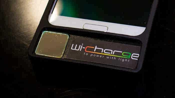 روش نوین و سریع شارژ گوشی های همراه با لیزر مادون قرمز