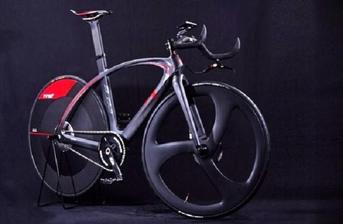 رونمایی از پیشرفته ترین دوچرخه برقی دنیا