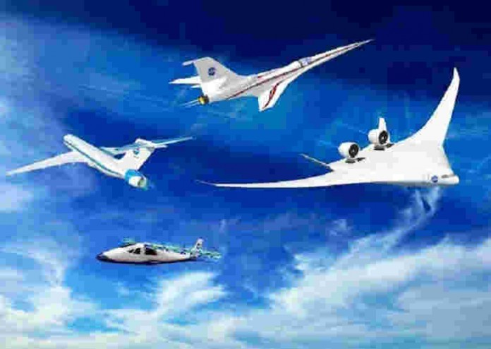 دنیای تکنولوژی در انتظار نسل جدید هواپیماها