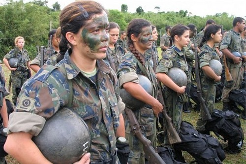 Female-Brazilian-Army